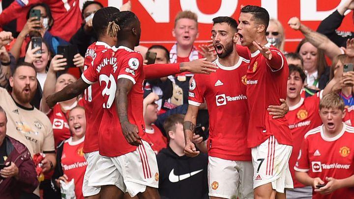 Manchester United 4-1 Newcastle: resumen, resultado y goles | Premier  League - AS.com