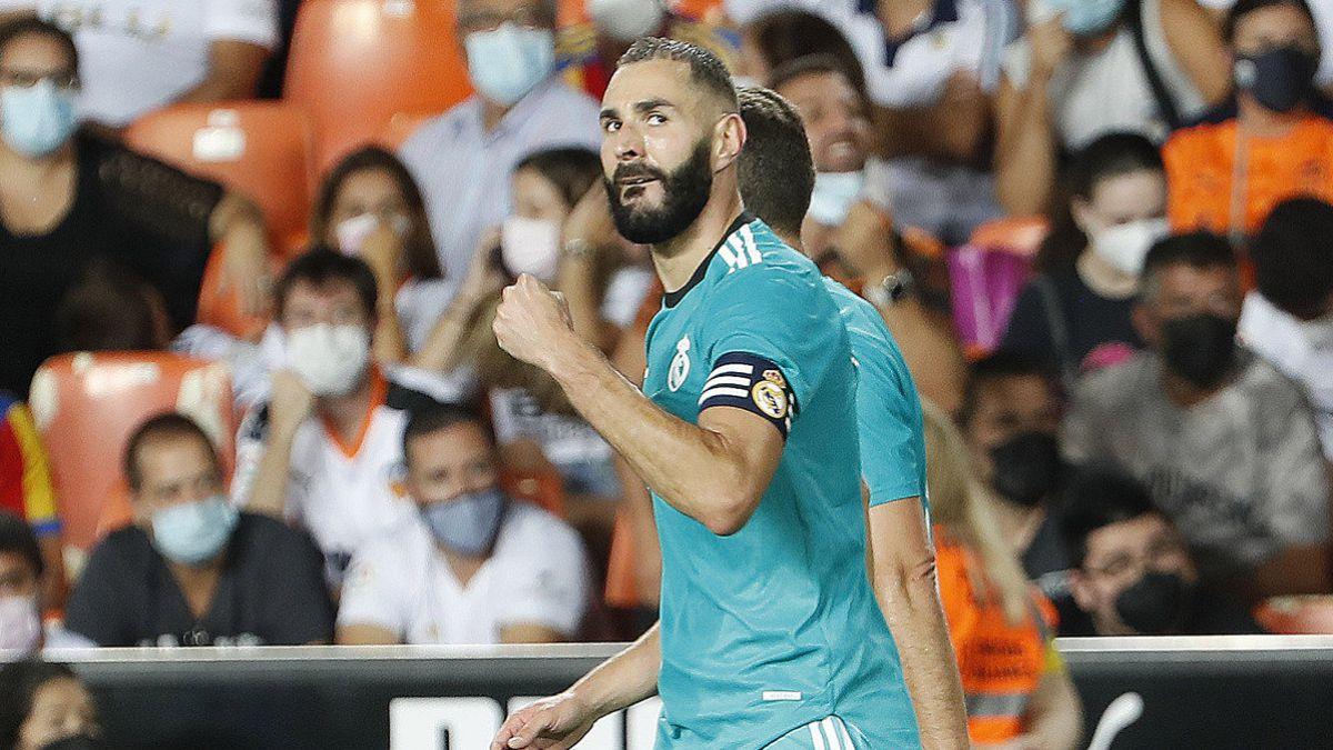 Un Real Madrid 'Cesarini'