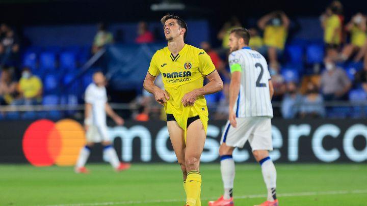 Parte médico Villarreal para el Bernabéu: Gerard y Raba KO, Pino duda