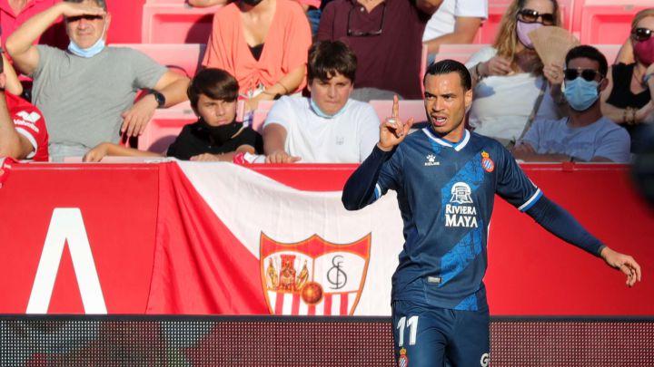 Raúl de Tomás, jugador del Espanyol.