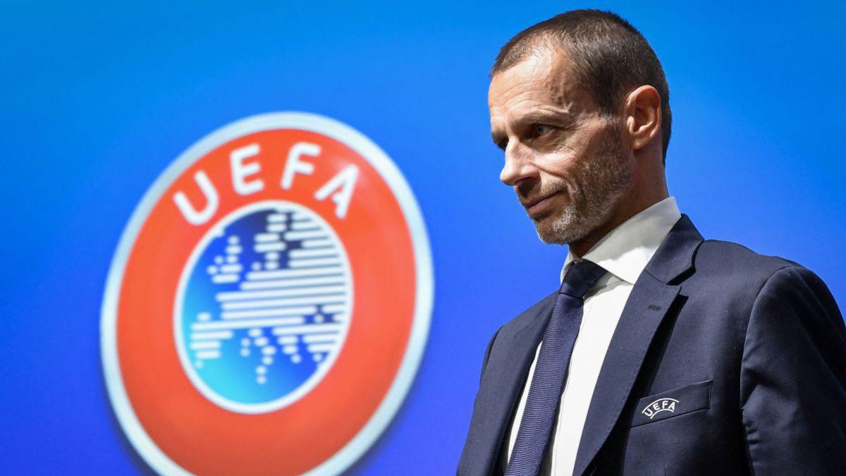 El juez se harta de UEFA y fiscaliza a Ceferin por rebelde