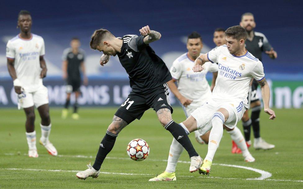 Thill y Valverde.
