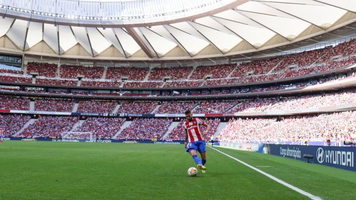 El Atlético espera poder satisfacer a todos sus abonados.