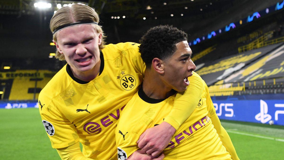 '¿Haaland al PSG o Real Madrid? Creo que acabará en el Madrid...'