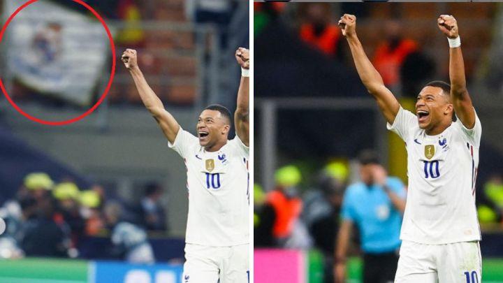 El PSG 'evita' al Real Madrid para felicitar a Mbappé