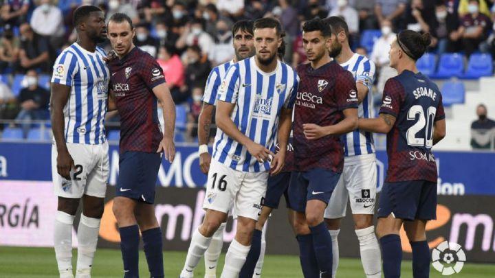 Huesca - Málaga en directo: LaLiga Smartbank en vivo - AS.com