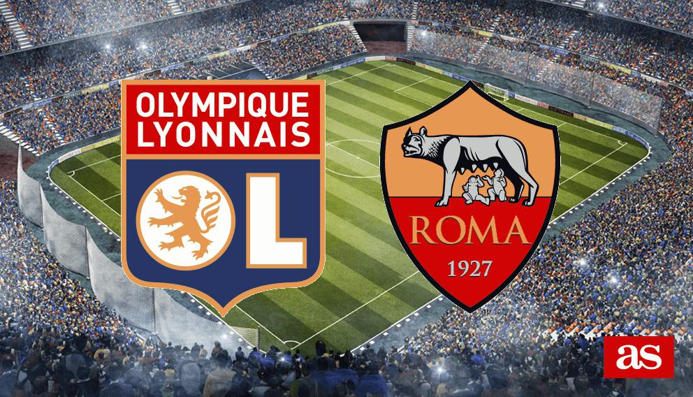 Lyon vs. Roma live: Europa League 2016/2017 - AS.com