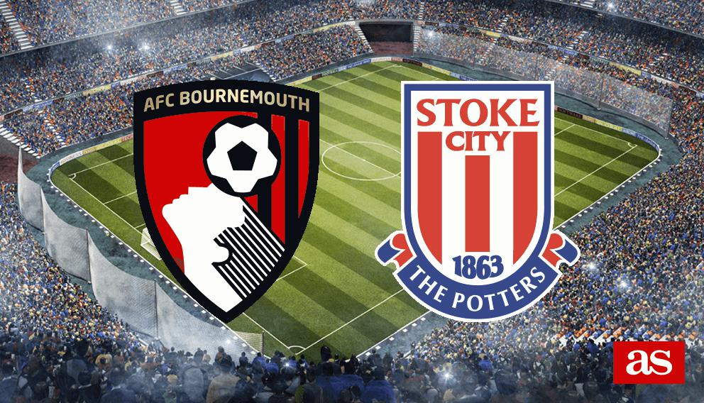 Bournemouth vs. Stoke City live: Premier League 2016/2017 - AS.com