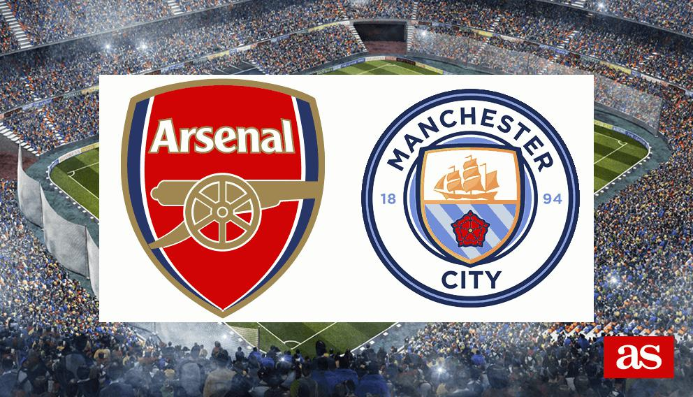 Arsenal vs. M. City live: Premier League 2016/2017 - AS.com