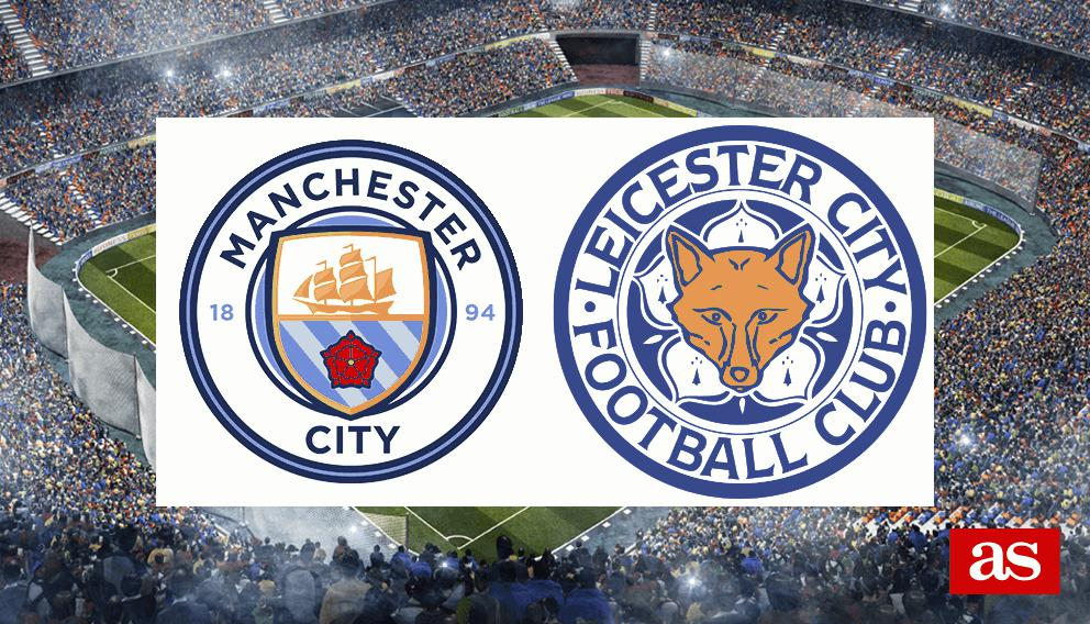 M. City vs. Leicester live: Premier League 2016/2017 - AS.com