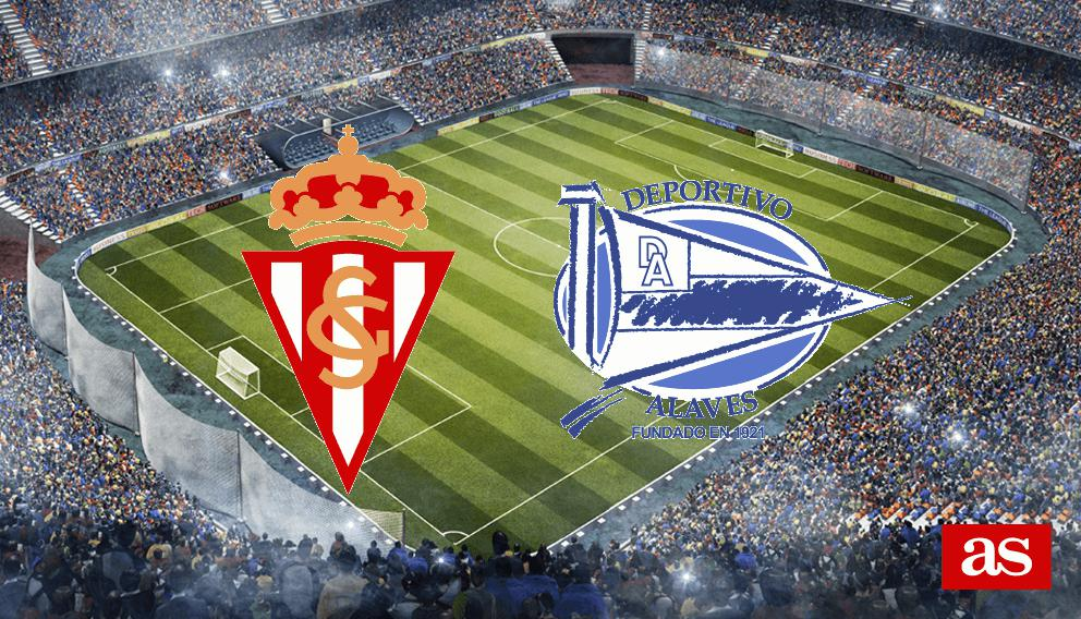 Sporting vs. Alavés live: LaLiga Santander 2016/2017 - AS.com