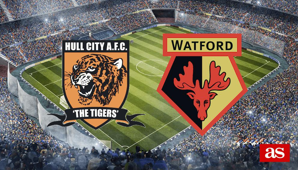 Hull City vs. Watford live: Premier League 2016/2017 - AS.com