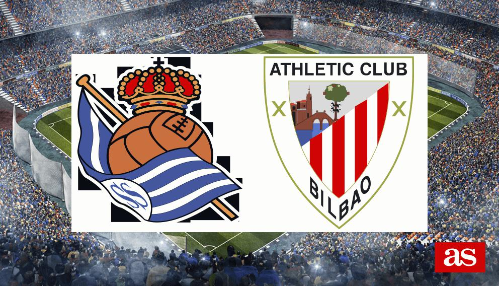 R. Sociedad vs. Athletic live: LaLiga Santander 2016/2017 - AS.com