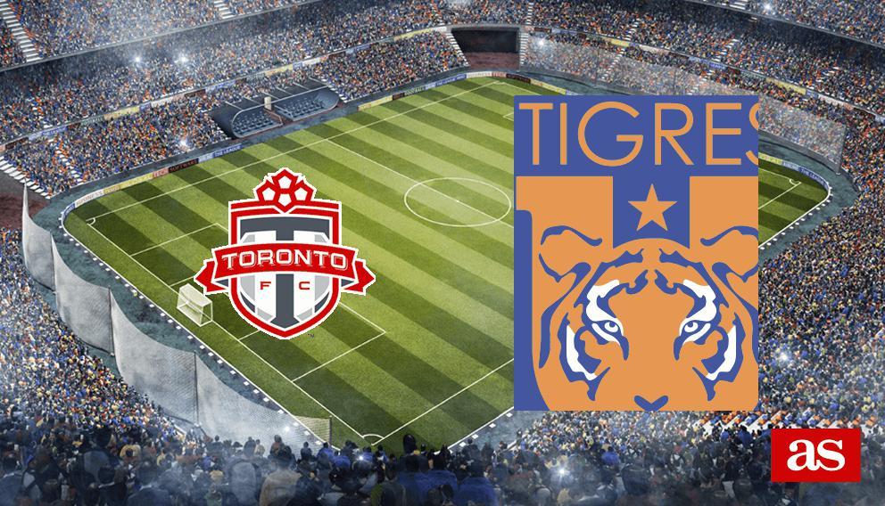 Toronto - Tigres (2-1): Resumen del partido y goles - AS USA