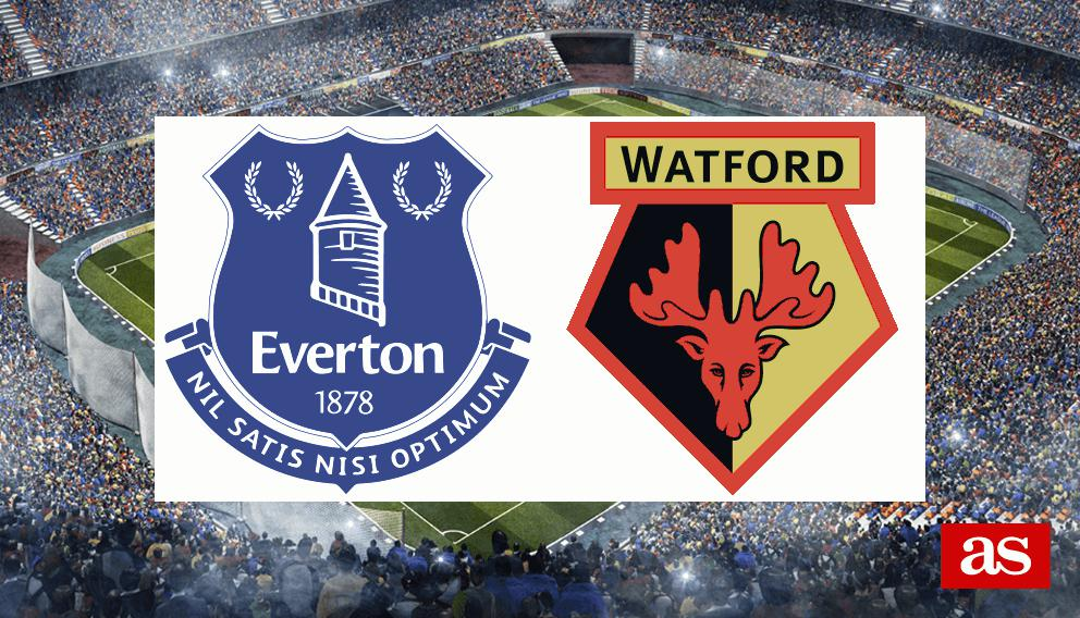 Everton vs. Watford live: Premier League 2016/2017 - AS.com