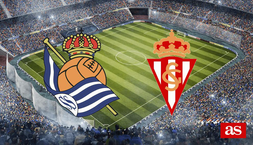 R. Sociedad vs. Sporting live: LaLiga Santander 2016/2017 - AS.com