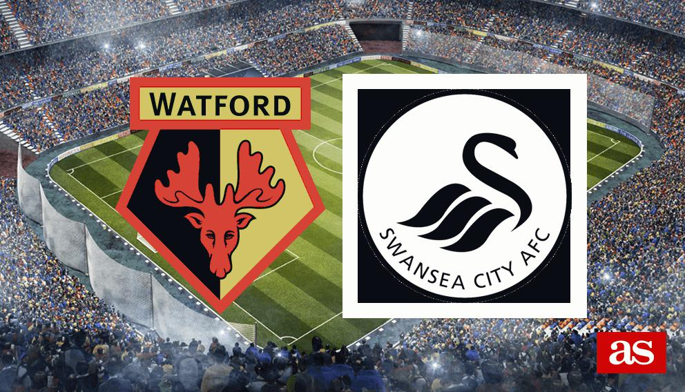 Watford vs. Swansea City live: Premier League 2016/2017 - AS.com