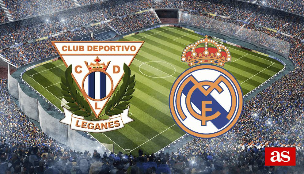 Leganés vs. Real Madrid live: LaLiga Santander 2016/2017 - AS.com