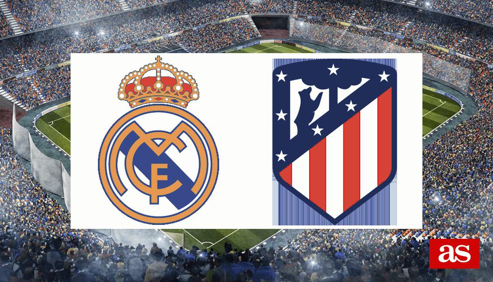 Real Madrid vs. Atlético live: LaLiga Santander 2016/2017 - AS.com