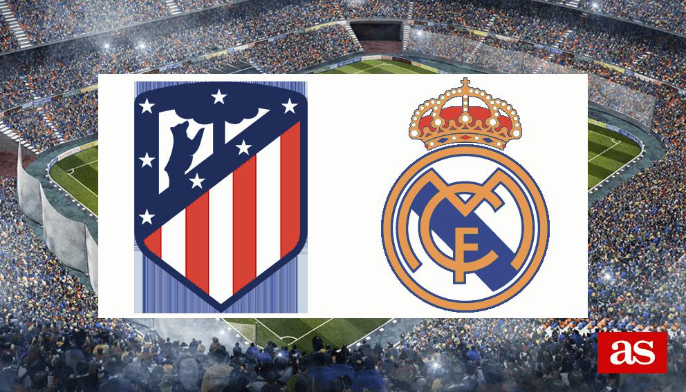 Atlético vs. Real Madrid live: Champions League 2016/2017 - AS.com