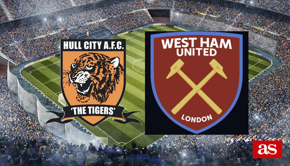 Hull City vs. West Ham live: Premier League 2016/2017 - AS.com