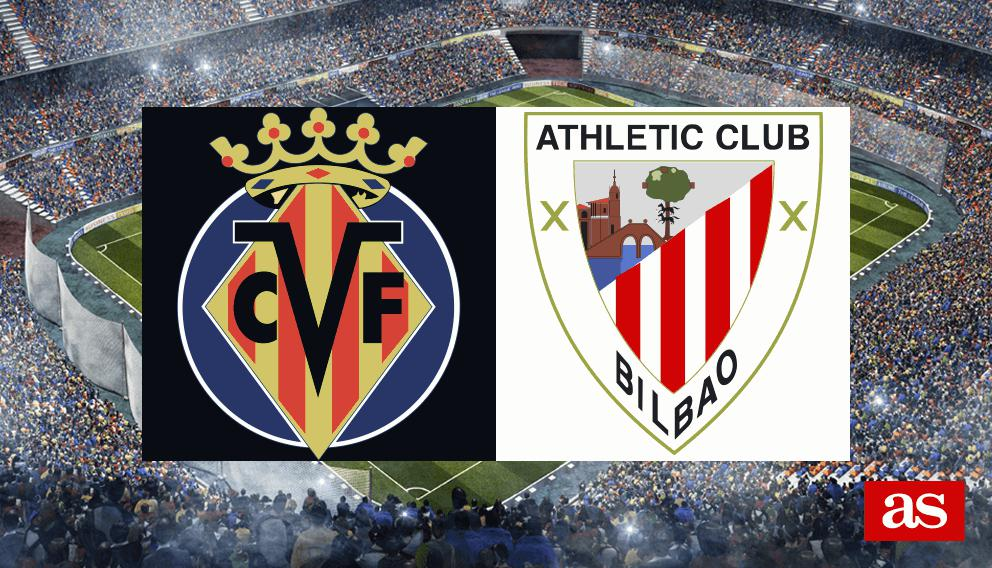 Villarreal vs. Athletic live: LaLiga Santander 2016/2017 - AS.com