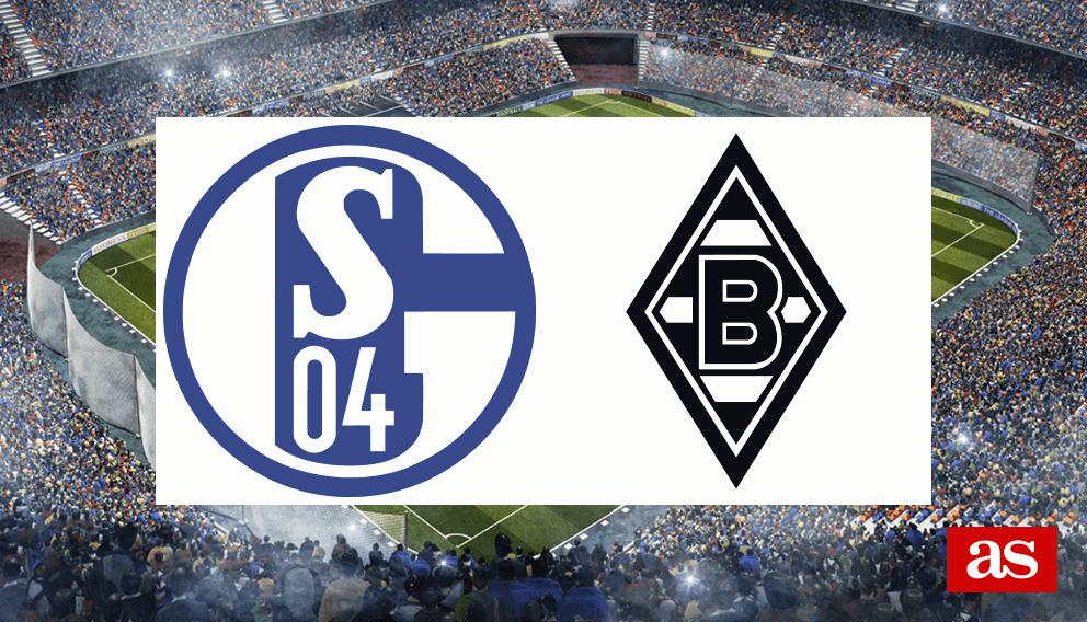 Schalke 04 vs. B. MGladbach live: Europa League 2016/2017 - AS.com