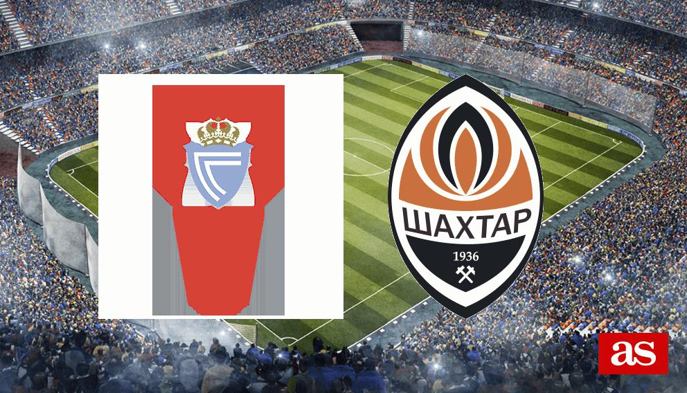 Celta vs. Shakhtar live: Europa League 2016/2017 - AS.com