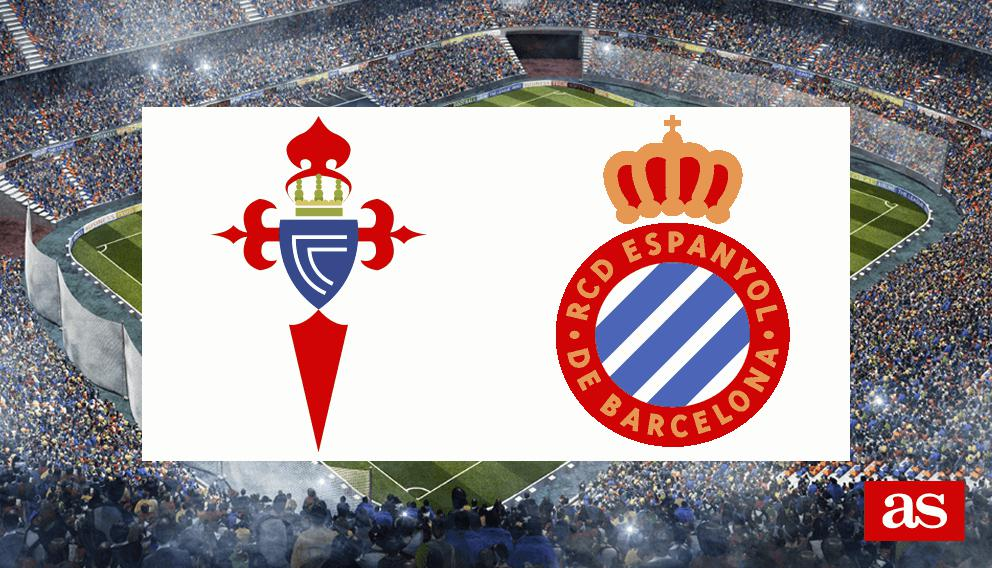 Celta vs. Espanyol live: LaLiga Santander 2016/2017 - AS.com
