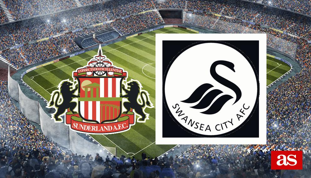 Sunderland vs. Swansea City live: Premier League 2016/2017 - AS.com