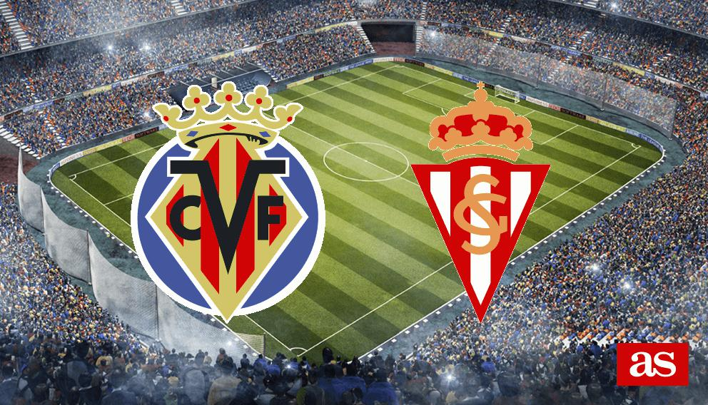 Villarreal vs. Sporting live: LaLiga Santander 2016/2017 - AS.com