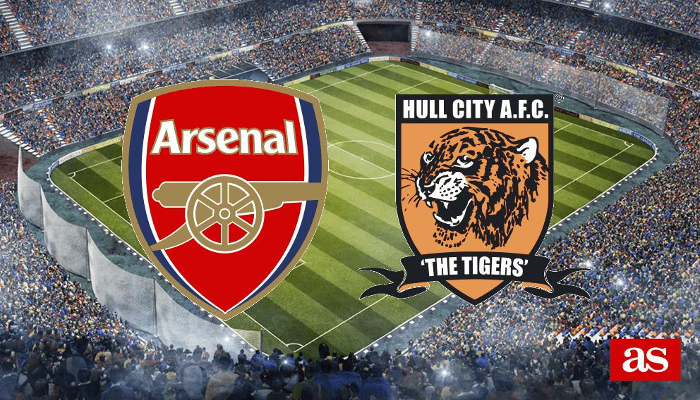 Arsenal vs. Hull City live: Premier League 2016/2017 - AS.com