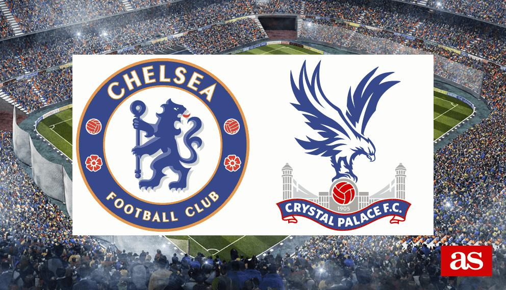 Chelsea vs. Crystal Palace live: Premier League 2016/2017 - AS.com