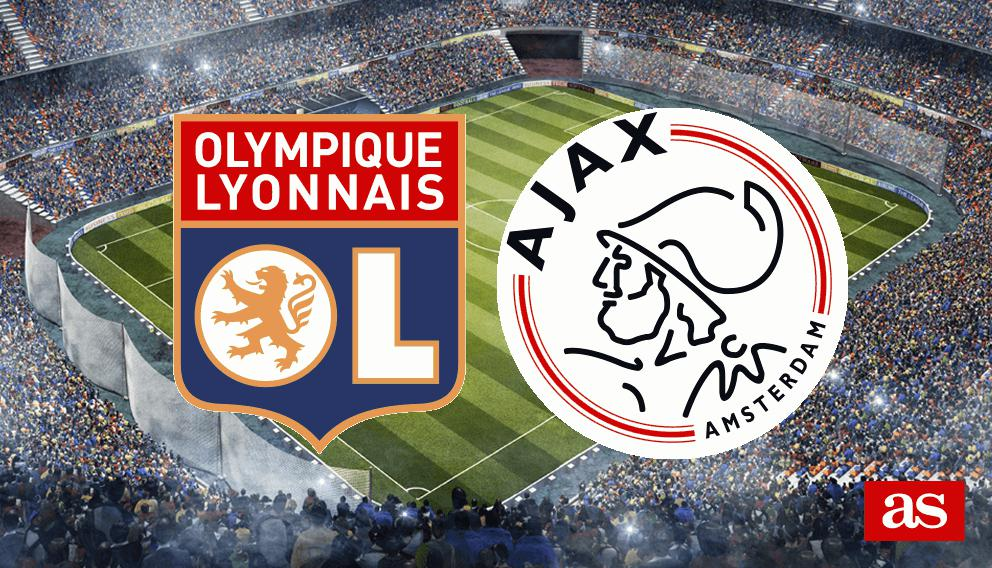 Lyon vs. Ajax live: Europa League 2016/2017 - AS.com