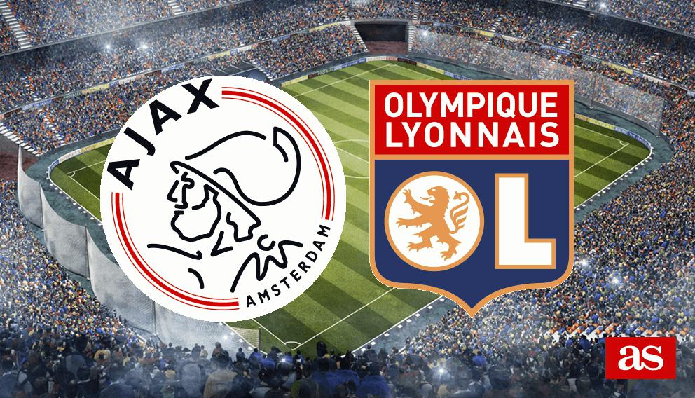 Ajax vs. Lyon live: Europa League 2016/2017 - AS.com