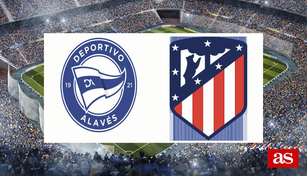 Alaves vs Atletico Madrid Highlights 25 September 2021