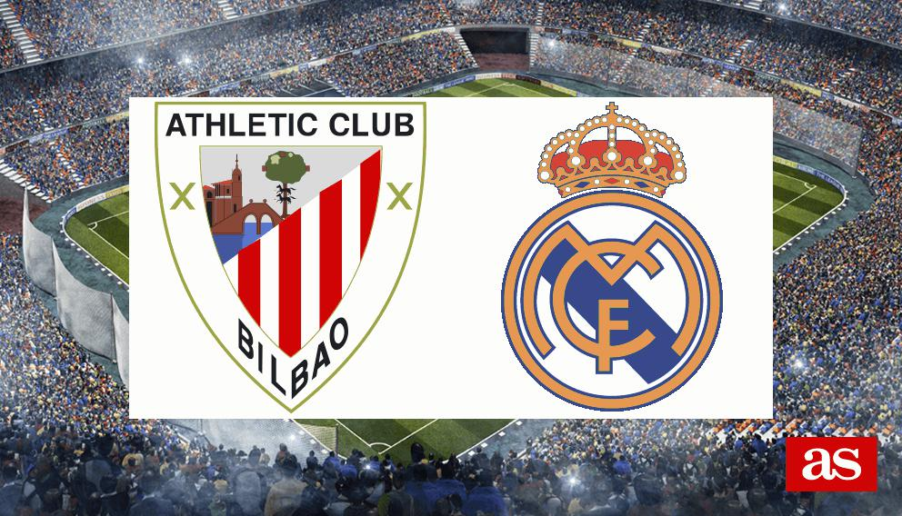 Athletic - Real Madrid en vivo y en directo online: LaLiga Santander 2016/2017