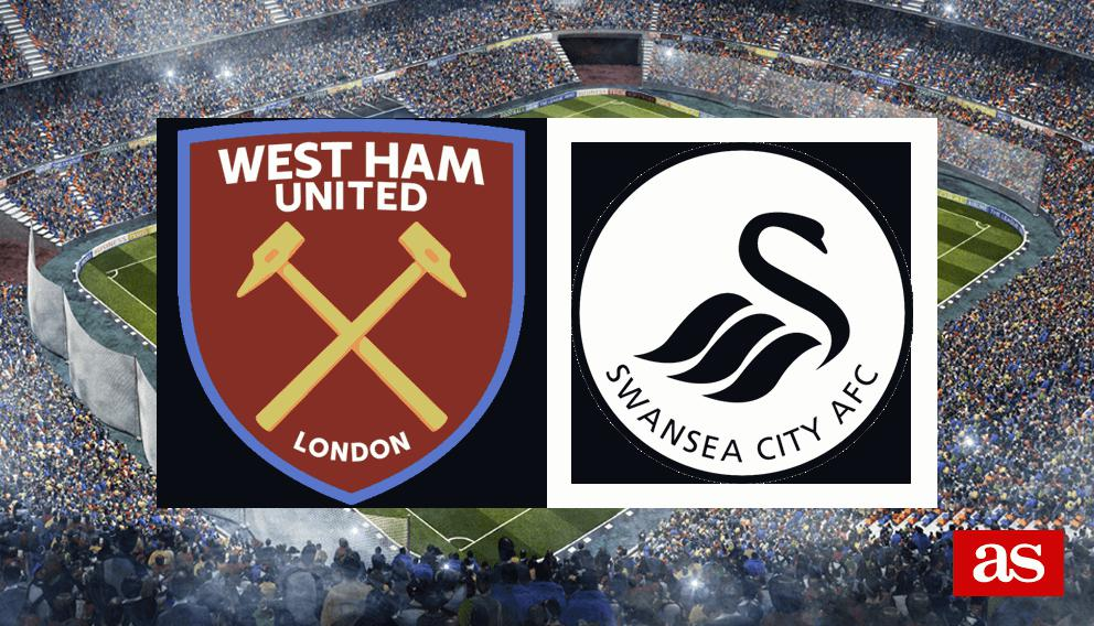 West Ham vs. Swansea City live: Premier League 2016/2017 - AS.com