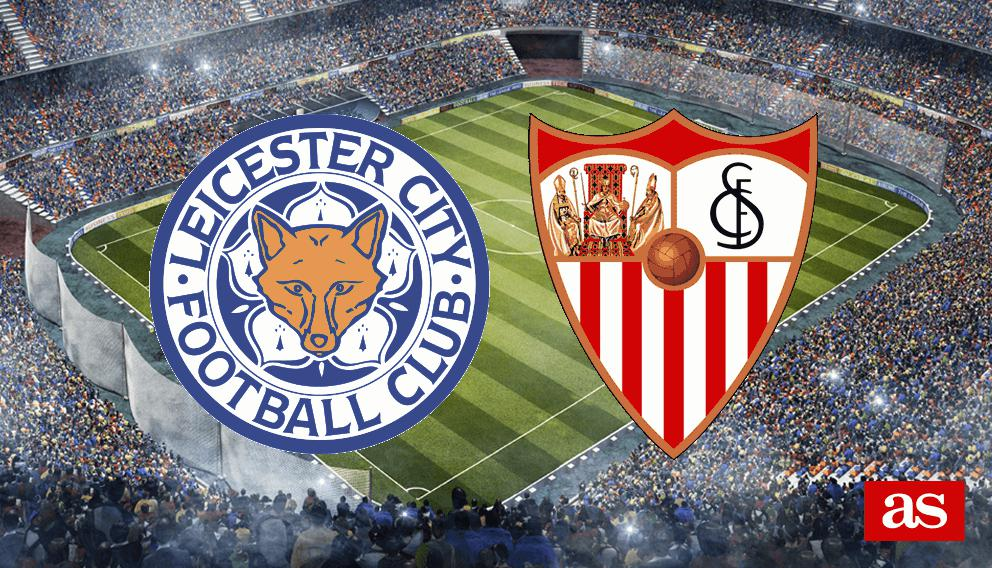 Leicester vs. Sevilla live: Champions League 2016/2017 - AS.com