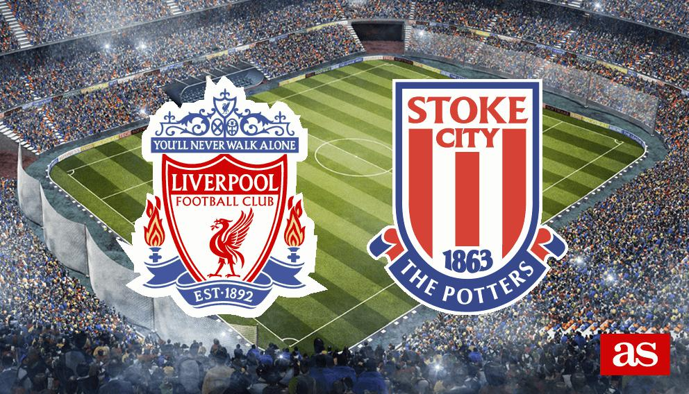Liverpool - Stoke City en vivo y en directo online: Premier League 2016/2017