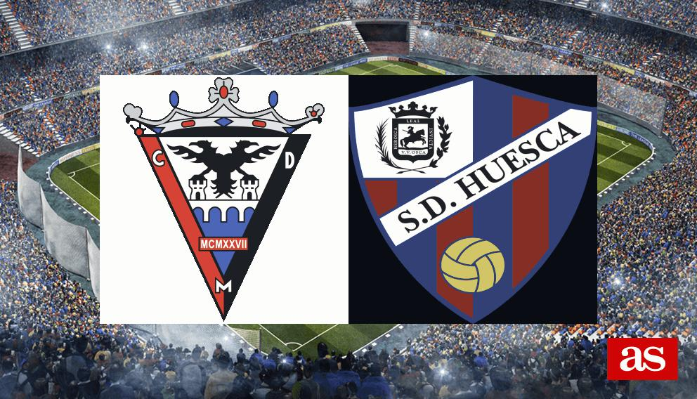 Mirandés vs. Huesca live: LaLiga 1,2,3 2016/2017 - AS.com