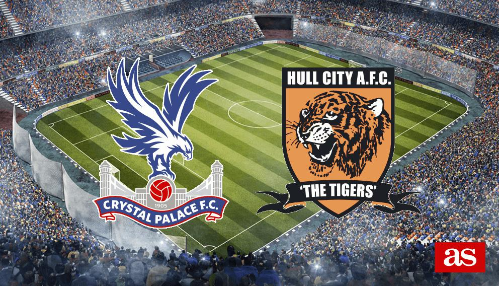 Crystal Palace vs. Hull City live: Premier League 2016/2017 - AS.com