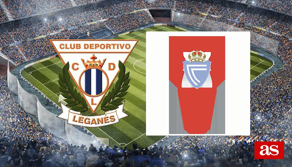 Leganés vs. Celta live: LaLiga Santander 2016/2017 - AS.com
