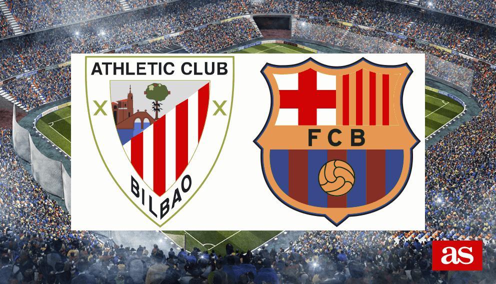Image Result For Barcelona Vs Athletic Club Bilbao Resultado Resumen Y