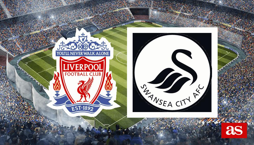 Liverpool - Swansea City en vivo y en directo online: Premier League 2016/2017