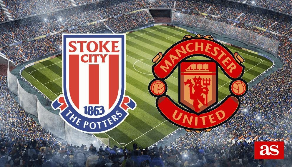 Stoke City - M. United en vivo y en directo online: Premier League 2016/2017