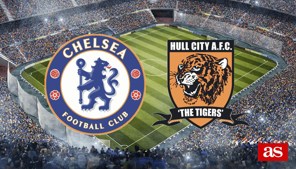 Chelsea - Hull City en vivo y en directo online: Premier League 2016/2017