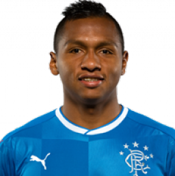 Photo of Alfredo Morelos