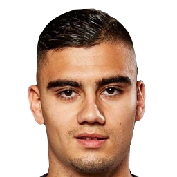 Photo of Andreas Pereira