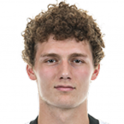 Photo of Benjamin Pavard